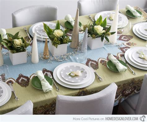how to set a christmas table 20 christmas table setting design ideas home design lover