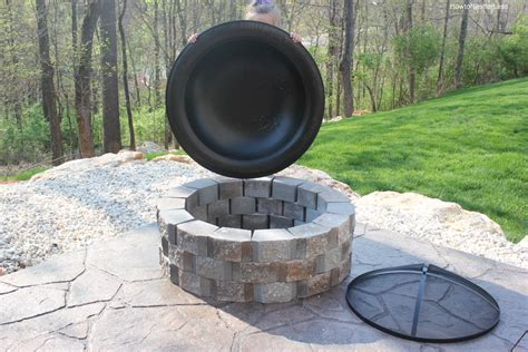 pit ring insert brilliant idea for your home