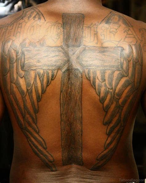tattoo back pieces 97 stunning cross tattoos for back