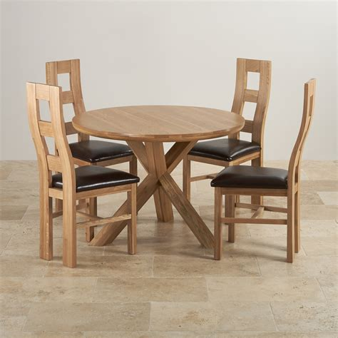 3ft dining table sets oak dining set 3ft 7quot table 4 wave back