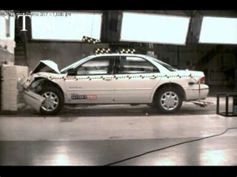 service and repair manuals 1996 chrysler concorde parking system 1996 chrysler concorde dodge intrepid eagle vision nhtsa frontal impacts youtube