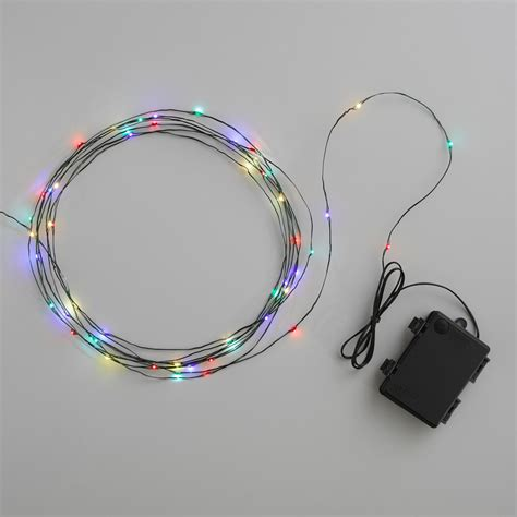 Multicolor Micro Led 150 Light String Lights World Market Market String Lights