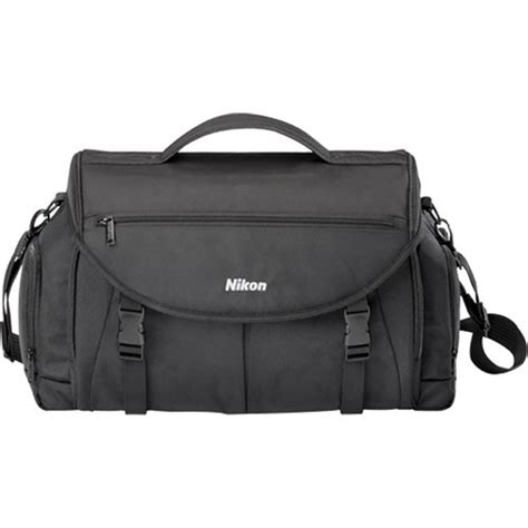 Bag For Nikon Black nikon large pro bag black 17008 b h photo