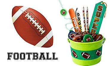 Football Decorations City by Boys Favors Boys Birthday Favors City