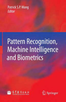pattern recognition in ai pdf wang p s p ed pattern recognition machine