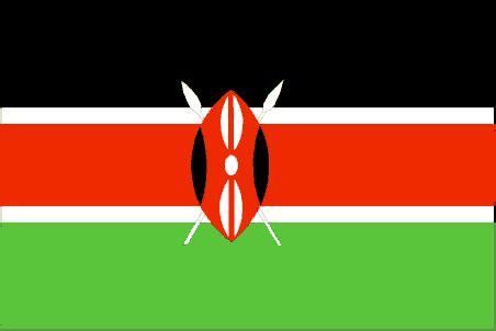 kenya flag colors flag of kenya flag