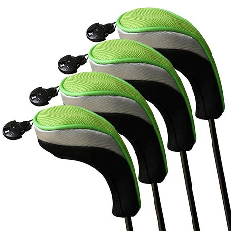 andux golf hybrid club covers interchangeable no tag