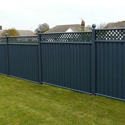 recinzione per giardino prezzi informazione e prezzi per ringhiere e recinzioni in pvc