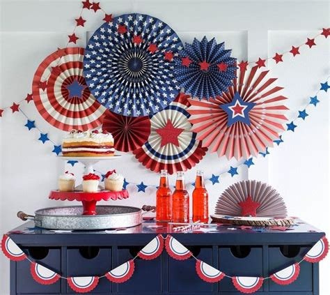 american themed decorations best 25 american ideas on july 4th 1776