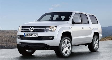 volkswagen jeep vw amarok s tv debut vw amarok suv 4x4 and cars