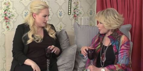 In Bed With Joan by Meghan Mccain Joins In Bed With Joan For Candid Chat On