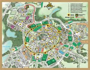 college of central florida map rv permits ucf parking services