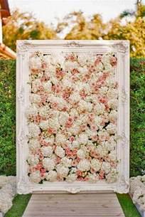 Wedding Wall Decor by 17 Migliori Idee Su Flower Wall Wedding Su