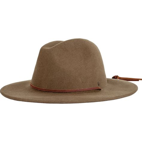 brixton field hat backcountry