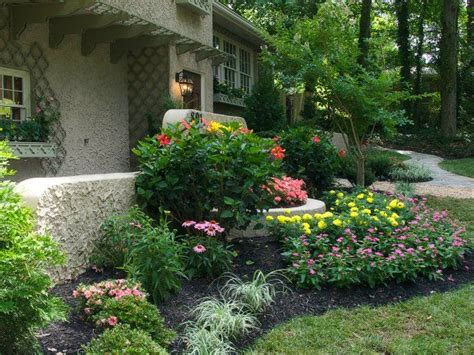 curb appeal tips landscaping and hardscaping frontdoor com diy landscaping pinterest