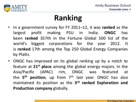 Gndu Mba Ranking by Ongc
