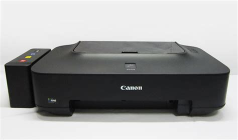 Printer Canon Ip2770 Dengan Infus harga printer canon ip2770 uh