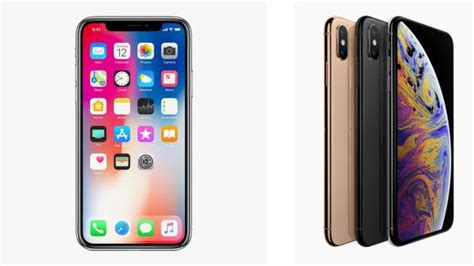 iphone xs frente al iphone x 191 vale la pena cambiar