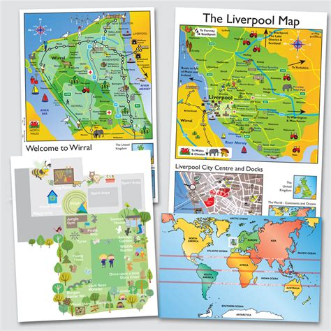 custom maps custom maps wall maps local maps ks2 school maps creativo wirral graphic design