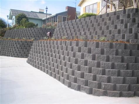 retaining wall block prices unconvincing walls amp
