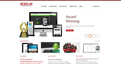 home design interactive website red clay interactive leading atlanta businesses 10