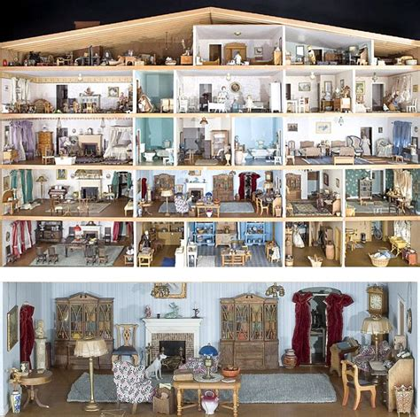 doll houses ireland from bauhaus to dollhouse when architects think small arts culture smithsonian