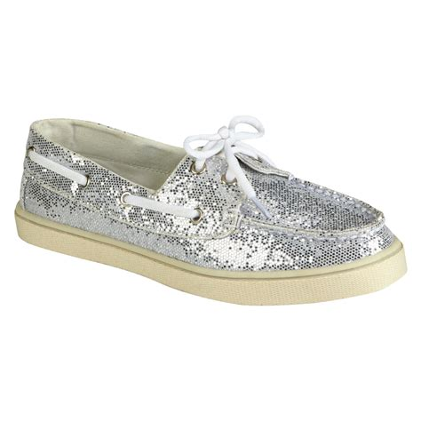 boat shoes everyday bongo women s boat shoe in silver discover everyday