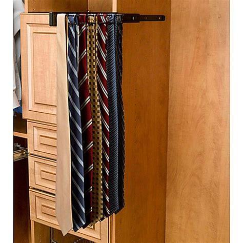 tie rack bed bath and beyond rev a shelf 174 25 hook side mount tie rack bed bath beyond