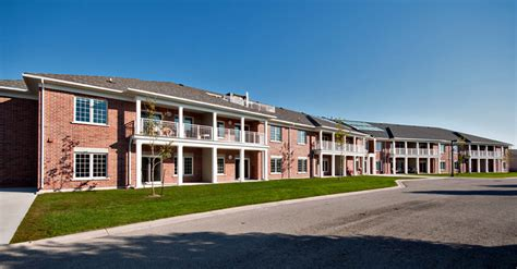 perth appartments perth meadows senior apartments d grant construction limited