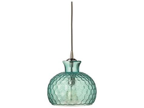 Aqua Glass Pendant Light Company Clark Aqua Glass 10 Wide Mini Pendant Jyc5clarmdaq