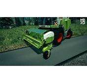 Claas PickUP 300 V11  Farming Simulator 2017 Mods
