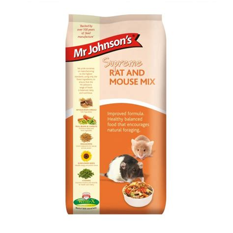 Sale Mainan Ch2114 Jimmy Mouse Cheese mr johnson s supreme rat and mouse food mix 900g at burnhills