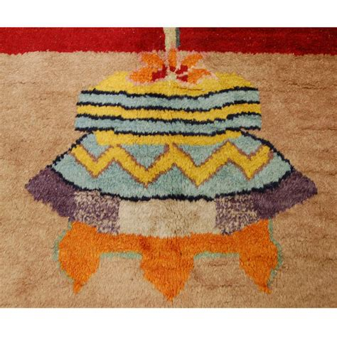 Nichols Rugs by Nichols Deco Rug For Sale At 1stdibs