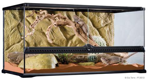 exo terra natural terrarium large advanced reptile habitat