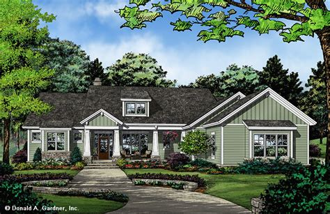 Southern Living Low Country House Plans by House Plan Designs