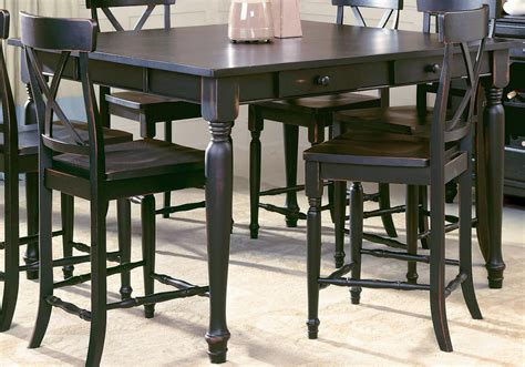 bar height dining room table dining room furniture nashville discount furniture