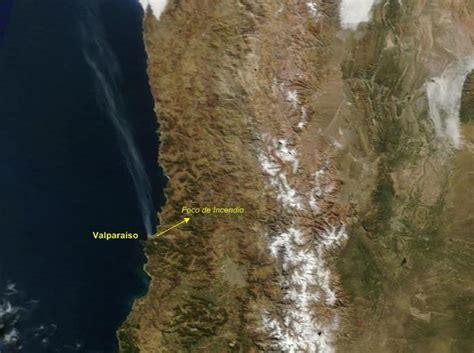 imagenes satelitales chile revise las im 225 genes satelitales que le llegaron a la udec