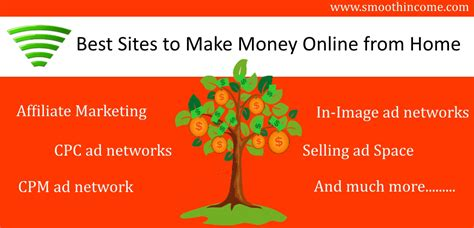 Make Money At Home Online - sites to make money online making quick money