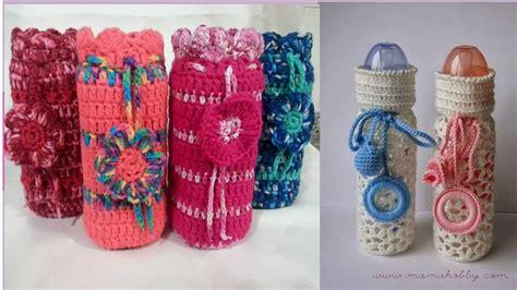 modelo de tejido para ninos aprender manualidades es facilisimo cubre frascos tejidos a crochet variados modelos youtube