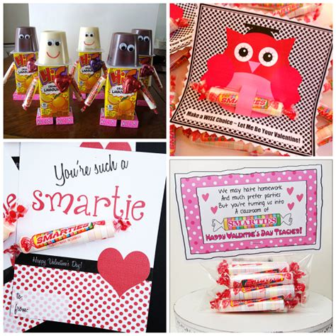 valentines gifts for children ideas for using smarties crafty