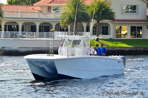 invincible boats 40 cat new no bs invincible cat 40 thread page 6 the hull
