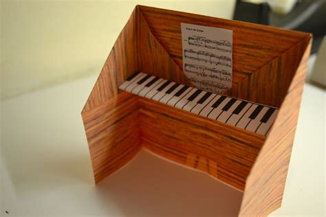 How To Make An Origami Piano - origami piano 28 images piano origami activity how to