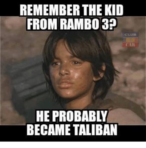 Rambo Meme - 25 best memes about rambo 3 rambo 3 memes