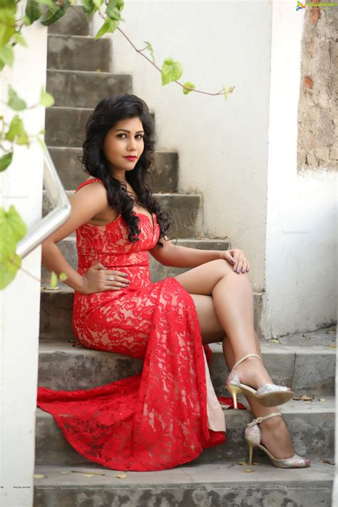 rachana smiths upper thighs show  cleavage show hot