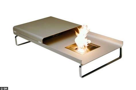 Feu De Chemin E Pour Table Basse by Table Basse Bio Ethanol Maison Design Wiblia