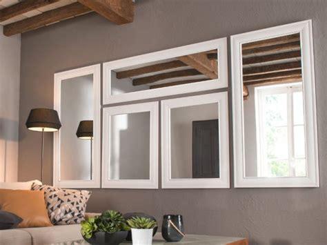 Plusieurs Miroirs Sur Un Mur by Des Miroirs Sur Tout Le Mur Pour Plus De Luminosit 233