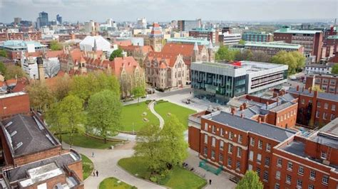 Mba Colleges In Manchester Uk by Partnership With Of Manchester Simons Voss Tis