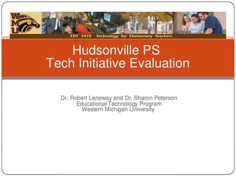 La Tech Mba Curriculum by Hudsonville Evaulation Logic Design