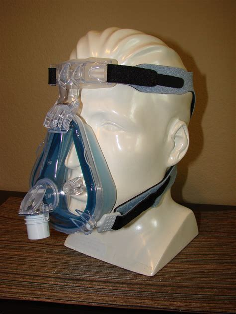 comfort gel full respironics cpap mask picture