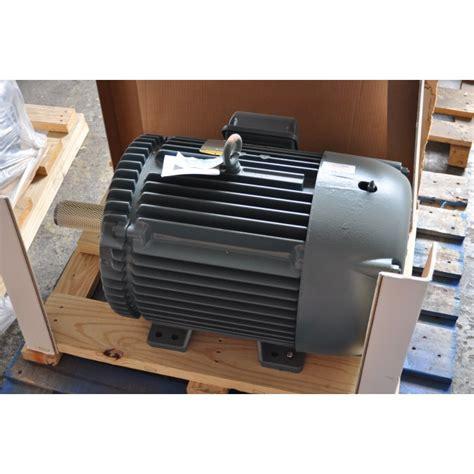 surplus electric motors 25 hp 1200 rpm 230 460 v baldor surplus electric motor